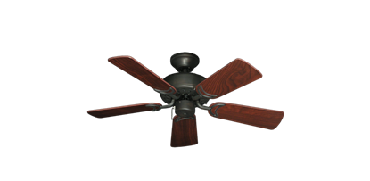 """Picture of 42"""" Dixie Belle Oil Rubbed Bronze with 36"""" Cherrywood Blades"""