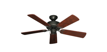 "Picture of 42"" Dixie Belle Oil Rubbed Bronze with 42"" Cherrywood Blades"