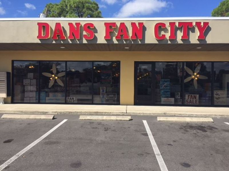 Dan's Fan City - St Petersburg