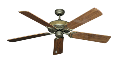 """Picture of Atlantis Antique Bronze with 56"""" Walnut Gloss Blades"""