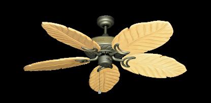 """Picture of Atlantis Antique Bronze with 52"""" Series 125 Arbor Maple Blades"""