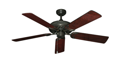 """Picture of Atlantis Oil Rubbed Bronze with 52"""" Cherrywood Gloss Blades"""