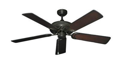"Picture of Atlantis Oil Rubbed Bronze with 52"" Distressed Cherry Blades"