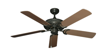 "Picture of Atlantis Oil Rubbed Bronze with 52"" Outdoor Brown Blades"