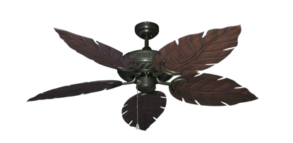 """Picture of Atlantis Oil Rubbed Bronze with 52"""" Venetian Oil Rubbed Bronze Blades"""
