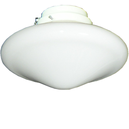 Picture of 113 Low Profile Globe White