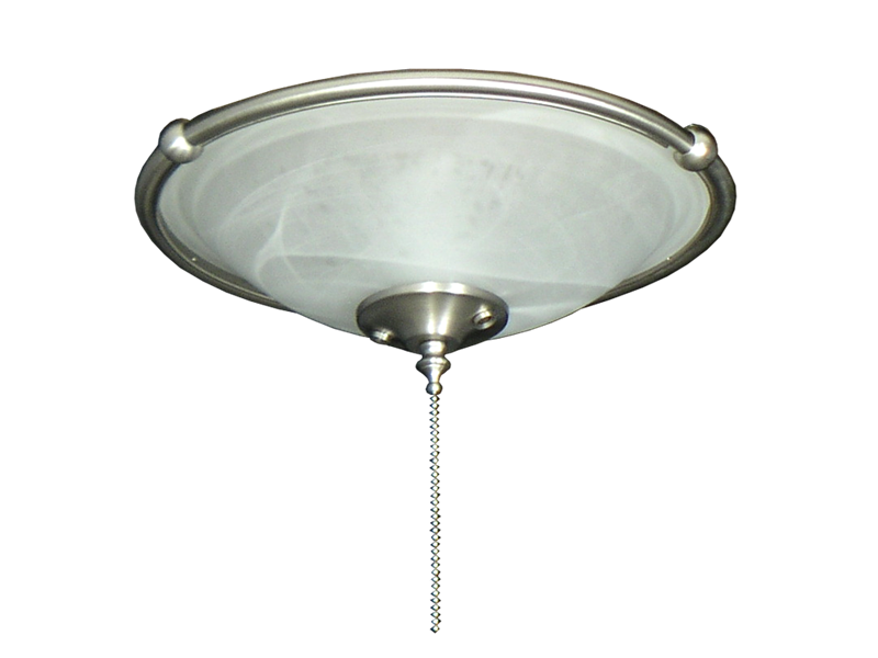 Picture of 173 Shallow Ringed Bowl Light