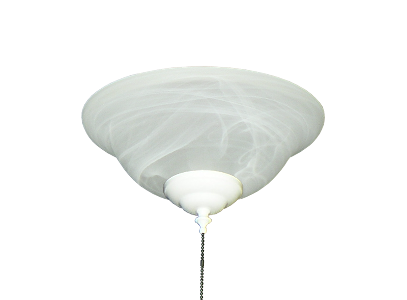 Picture of 176 Basic Glass Bowl Light in Alabaster