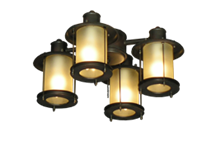 Picture of 450 Open Base Indoor & Outdoor Lantern Light
