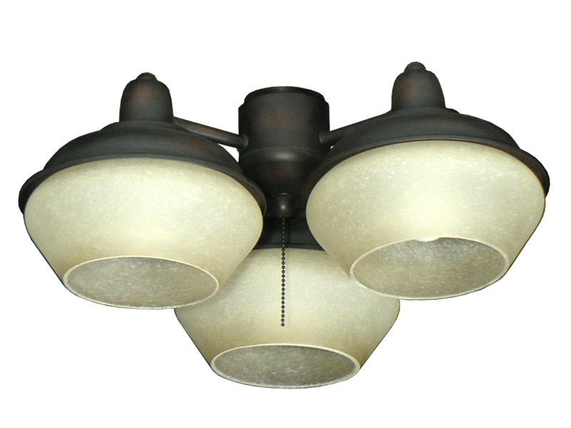 Picture of 372 Indoor & Outdoor Triple Lantern Light in Oil Rubbed Bronze