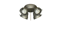 Picture of 42 4-Light Turtle Fitter (No Bulbs Included)