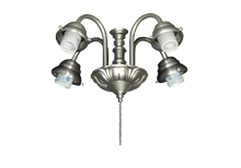 Picture of 49 4-Light Fountain Fitter (Glass Sold Separately)
