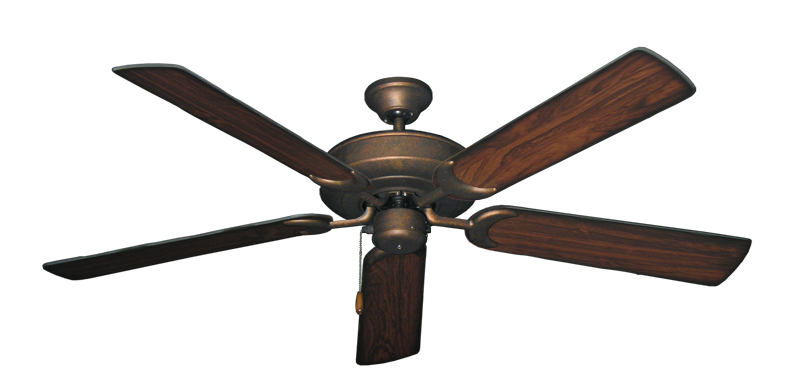 """Picture of Raindance Burnished Copper with 56"""" Burnt Cherry Blades"""