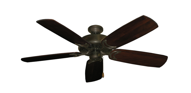 """Picture of Dixie Belle Oil Rubbed Bronze with 52"""" Series 425 Arbor Cherrywood Blades"""