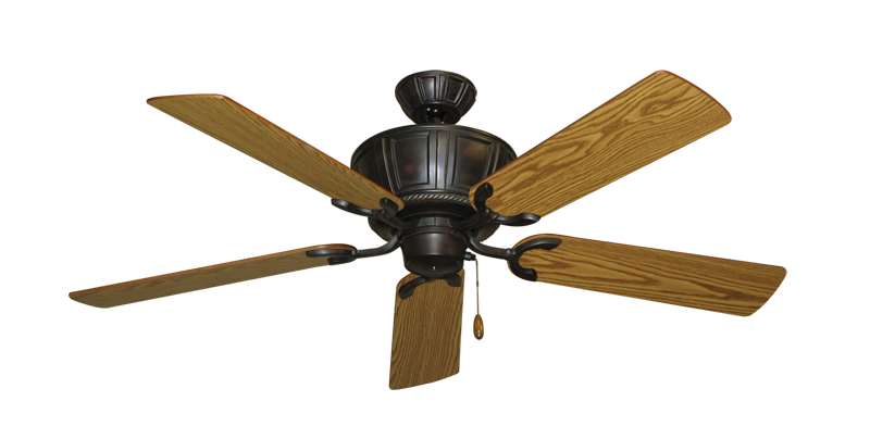 """Picture of Centurion Oil Rubbed Bronze with 52"""" Oak Blades"""