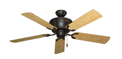"Picture of Centurion Oil Rubbed Bronze with 52"" Maple Blades"