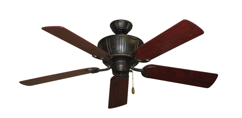 "Picture of Centurion Oil Rubbed Bronze with 52"" Cherrywood Blades"