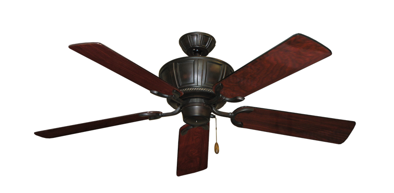 """Picture of Centurion Oil Rubbed Bronze with 52"""" Cherrywood Gloss Blades"""