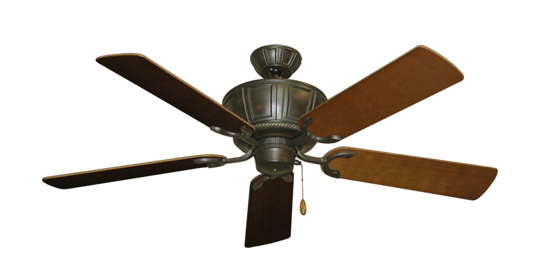 """Centurion Oil Rubbed Bronze with 52"""" Natural Cherry Blades"""
