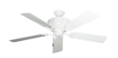 """Centurion Pure White with 52"""" Pure White Gloss Blades"""