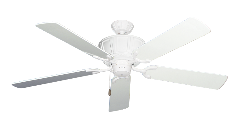 """Picture of Centurion Pure White with 56"""" Pure White Gloss Blades"""