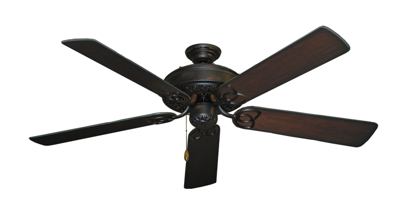"Picture of Renaissance Oil Rubbed Bronze with 56"" Distressed Cherry Blades"