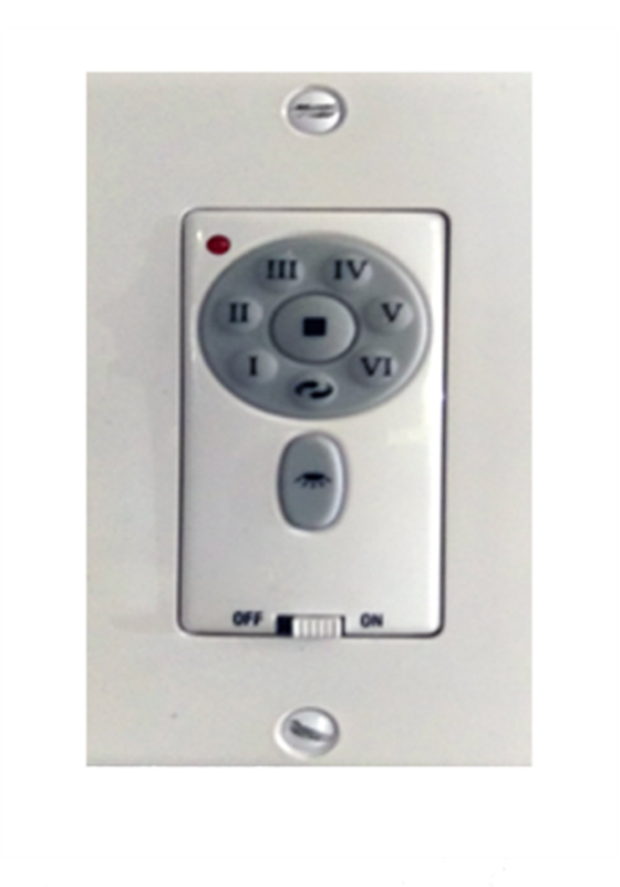 LA, Titan and DC-6 In-Wall Remote
