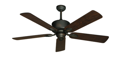 "Picture of Hercules Oil Rubbed Bronze with 52"" Distressed Hickory Blades"
