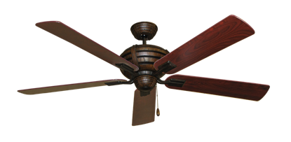 """Picture of Madeira Oil Rubbed Bronze with 60"""" Cherrywood Blades"""