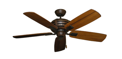 """Picture of Madeira Oil Rubbed Bronze with 52"""" Series 710 Arbor Oak Blades"""