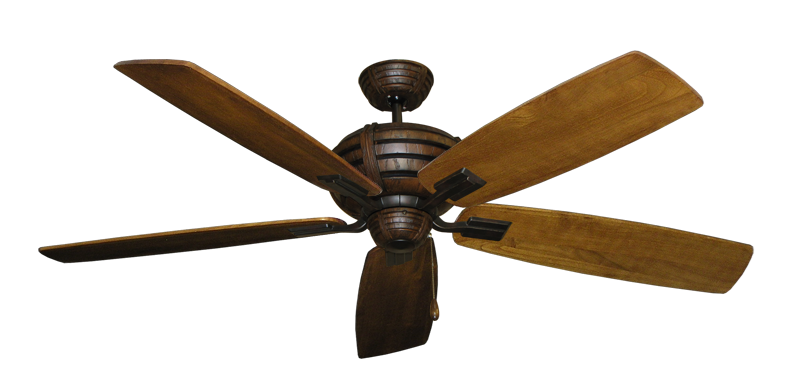 """Picture of Madeira Oil Rubbed Bronze with 60"""" Series 725 Arbor Oak Blades"""