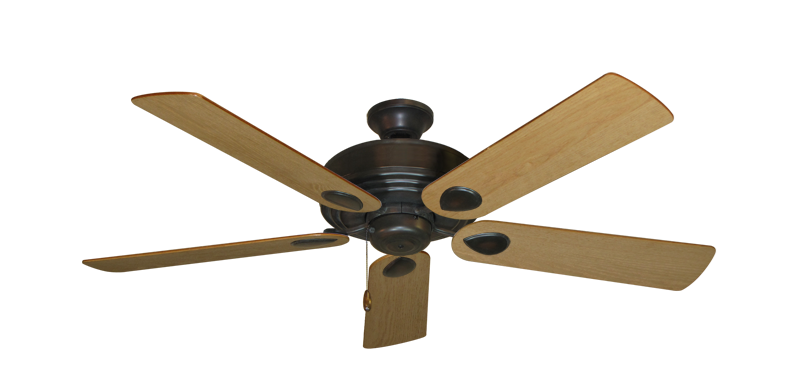 """Picture of Futura Oil Rubbed Bronze with 52"""" Maple Blades"""