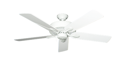 """Picture of Meridian Pure White with 52"""" Pure White Gloss Blades"""