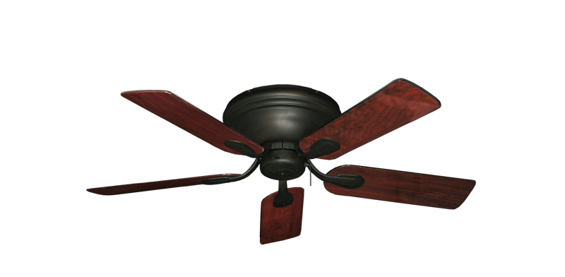"Picture of Stratus Oil Rubbed Bronze with 44"" Cherrywood Gloss Blades"