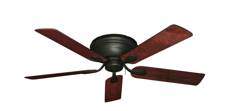 """Picture of Stratus Oil Rubbed Bronze with 52"""" Cherrywood Gloss Blades"""