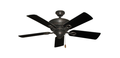 """Picture of Infinity Oil Rubbed Bronze with 44"""" Black Blades"""