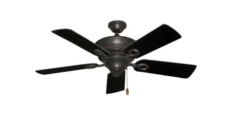 "Picture of Infinity Oil Rubbed Bronze with 44"" Black Blades"