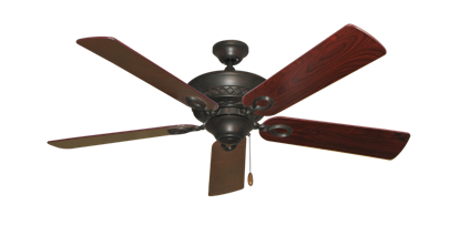 """Picture of Infinity Oil Rubbed Bronze with 52"""" Cherrywood Blades"""
