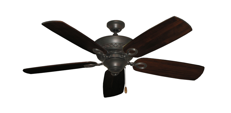 "Picture of Infinity Oil Rubbed Bronze with 52"" Series 710 Arbor Cherrywood Blades"