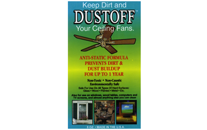 Picture of Dust Off Ceiling Fan Cleaner