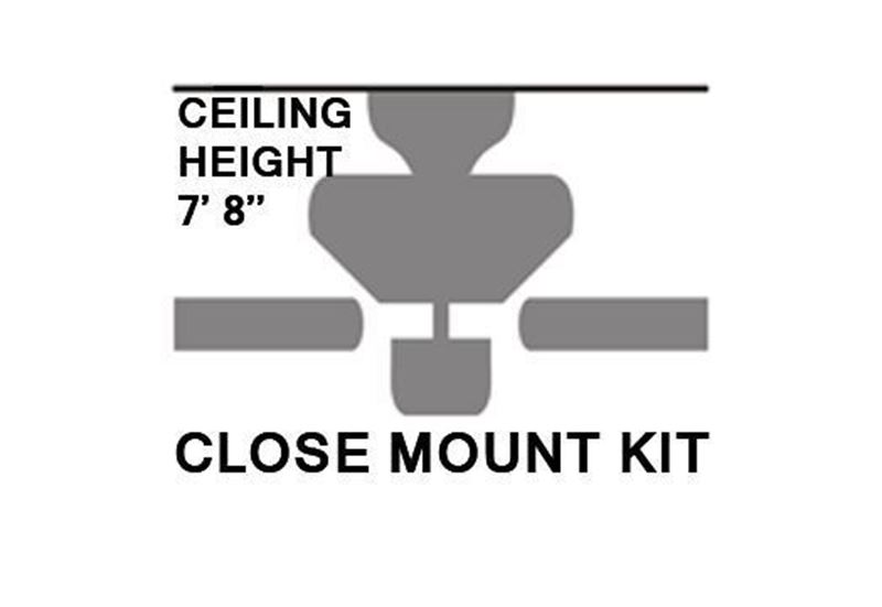 Picture of Close-Mount Kit