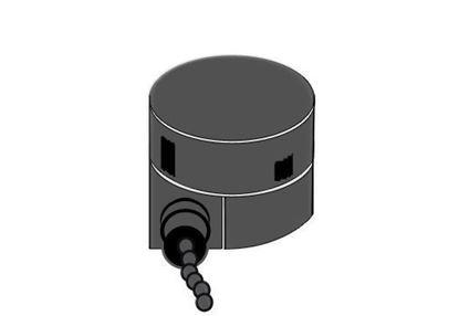 black ceiling fan pull switch