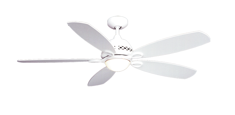 "Picture of 52"" Ramsey Ceiling Fan in Textured White"