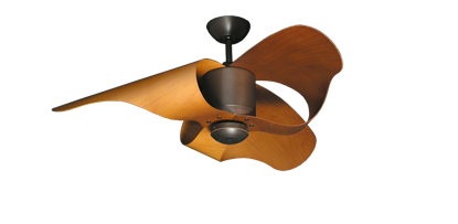 Picture of The L.A. 44 in. Indoor/Outdoor Oil Rubbed Bronze Ceiling Fan