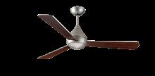 Picture of McCoy 52 in. Satin Steel Ceiling Fan