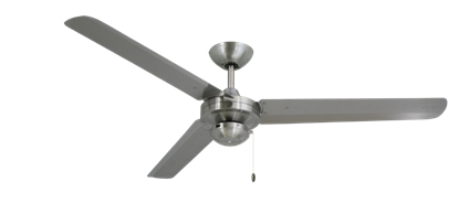 Tornado 56 in. Indoor/Outdoor Stainless Steel s316 Ceiling Fan