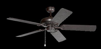 ProSeries Deluxe Builder 52 in. Indoor/Outdoor Oil Rubbed Bronze Ceiling Fan