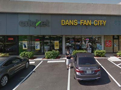 Ceiling Fan Store in Deerfield Beach, FL