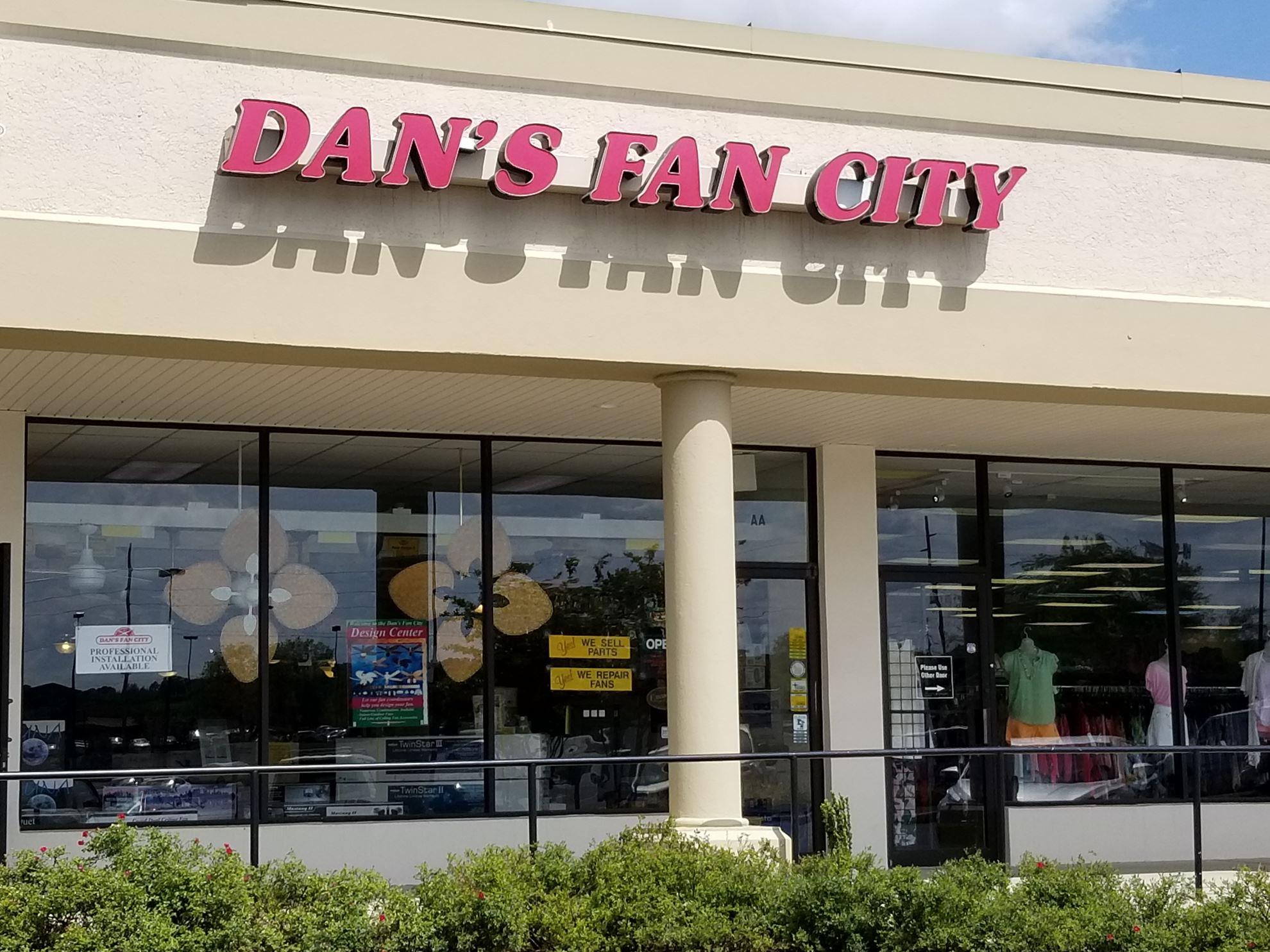 Ceiling Fan Store In Columbia Sc Dans Fan City Dans Fan City