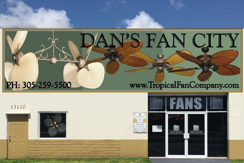 Ceiling Fan Store in Miami